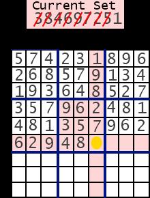 Sudoku Solver with recursive method | Miguel Kano